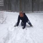 Sturz-im-schnee