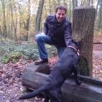 Immer wieder Brunnen im Aaper Wald - für Ayka ideal